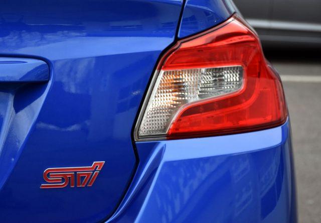 2017 Subaru WRX STI Waterbury, Connecticut 21