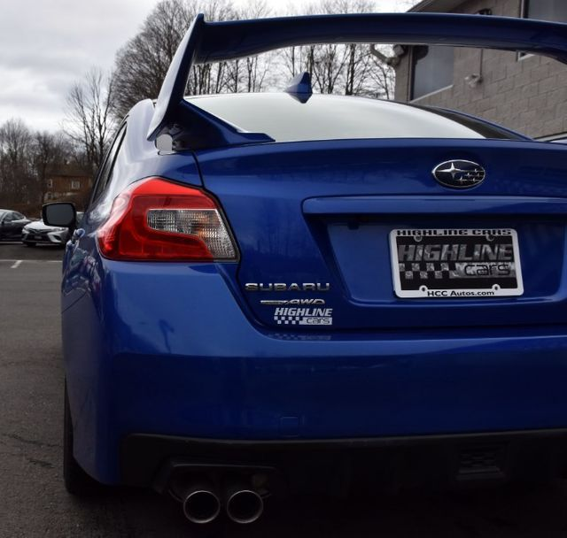 2017 Subaru WRX STI Waterbury, Connecticut 14