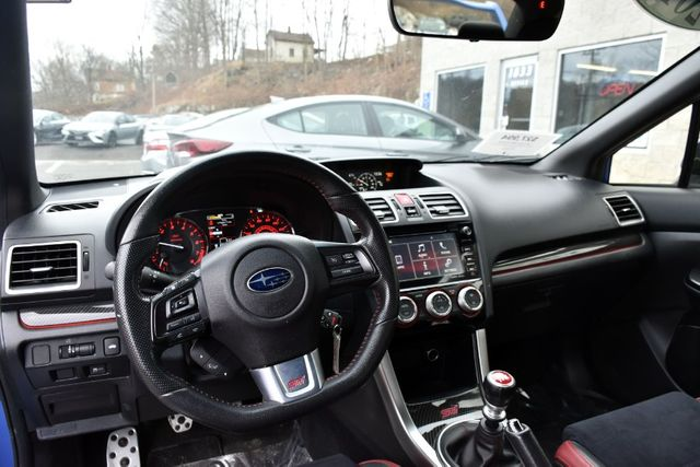 2017 Subaru WRX STI Waterbury, Connecticut 22