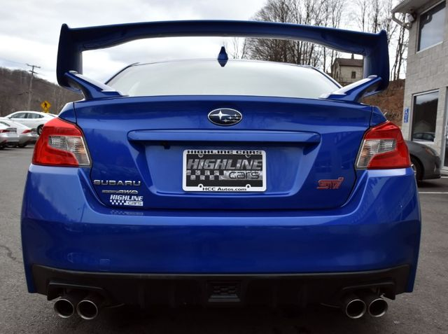 2017 Subaru WRX STI Waterbury, Connecticut 6