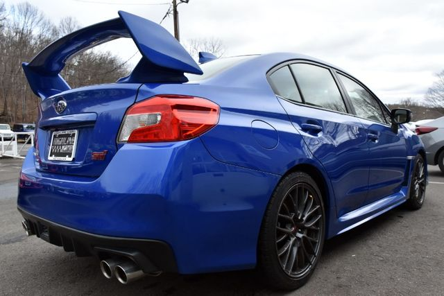 2017 Subaru WRX STI Waterbury, Connecticut 7
