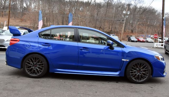 2017 Subaru WRX STI Waterbury, Connecticut 8