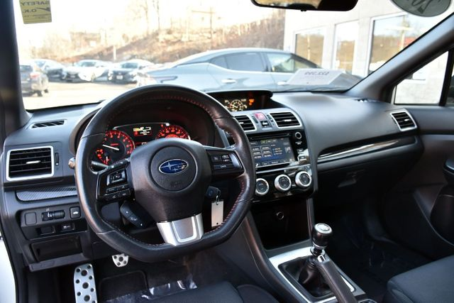 2017 Subaru WRX Manual Waterbury, Connecticut 19