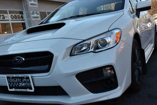 2017 Subaru WRX Manual Waterbury, Connecticut 16