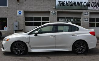 2017 Subaru WRX Premium Waterbury, Connecticut 3