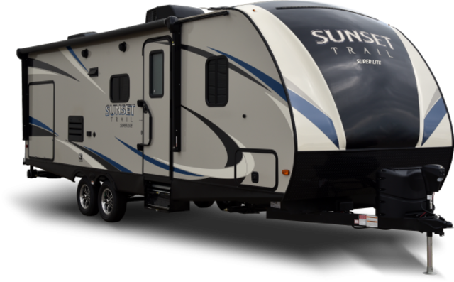 2017 For Rent-Sunset Trail Super Lite 264 Bunk House