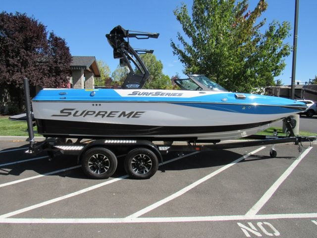2017 Supreme Only 34 Hours! S211 Bend, Oregon 4