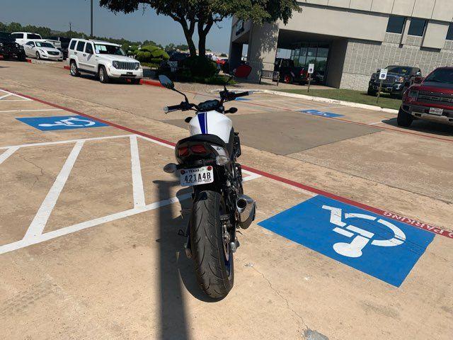 2017 Suzuki SV 650 in McKinney, TX 75070
