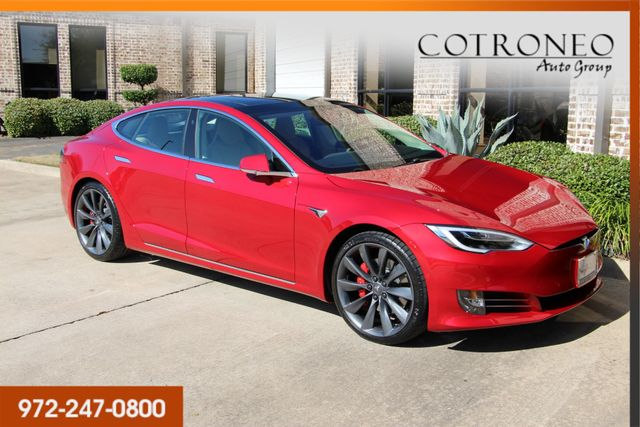 2017 Tesla Model S P100D in Addison, TX 75001
