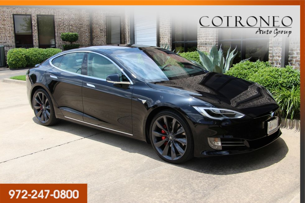 2017 Tesla Model S P100D | Addison TX | Cotroneo Auto Group