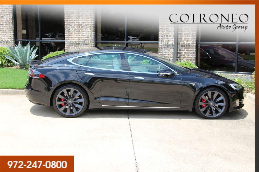 2017 Tesla Model S P100D | Addison TX | Cotroneo Auto Group