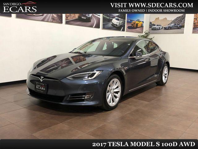 2017 Tesla Model S 100D in San Diego, CA 92126