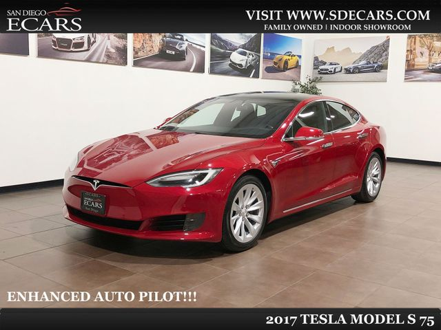 2017 Tesla Model S 75 in San Diego, CA 92126
