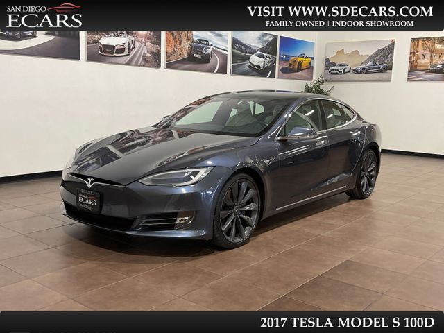 2017 Tesla Model S 100D in San Diego, CA 92126