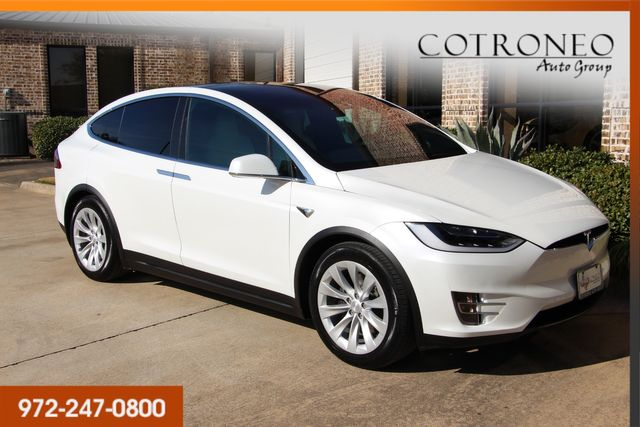 2017 Tesla Model X 75D in Addison, TX 75001