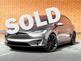 2017 Tesla Model X 90D Burbank, CA