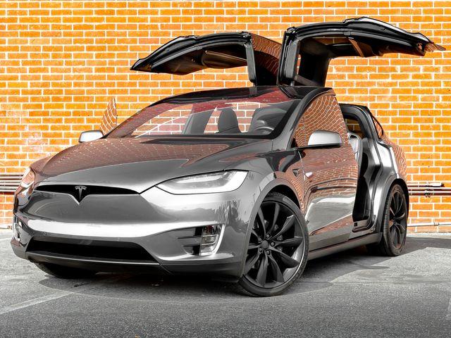 2017 Tesla Model X 90D Burbank, CA 1