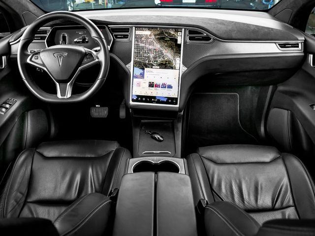 2017 Tesla Model X 90D Burbank, CA 10