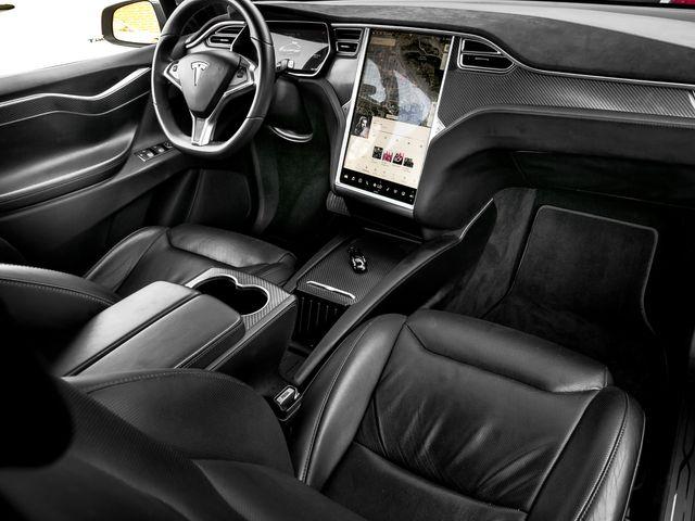 2017 Tesla Model X 90D Burbank, CA 13