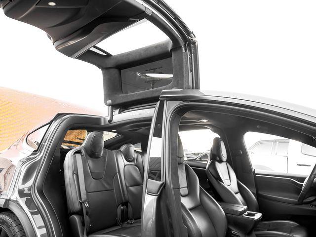 2017 Tesla Model X 90D Burbank, CA 15
