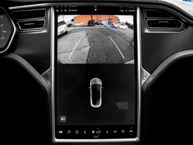 2017 Tesla Model X 90D Burbank, CA 19