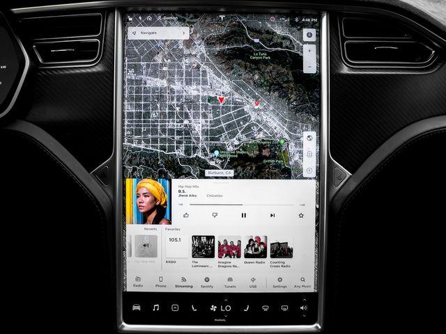 2017 Tesla Model X 90D Burbank, CA 20