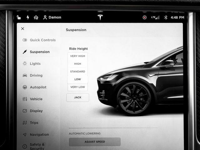 2017 Tesla Model X 90D Burbank, CA 22