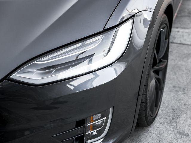 2017 Tesla Model X 90D Burbank, CA 29