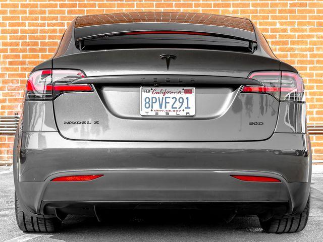 2017 Tesla Model X 90D Burbank, CA 3
