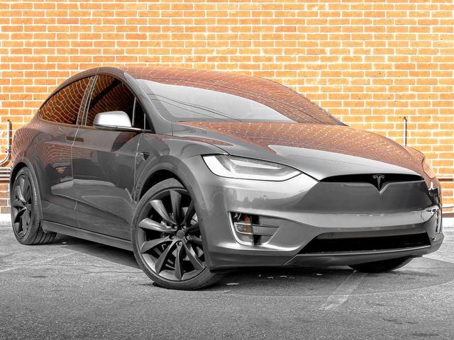 2017 Tesla Model X 90D Burbank, CA 4