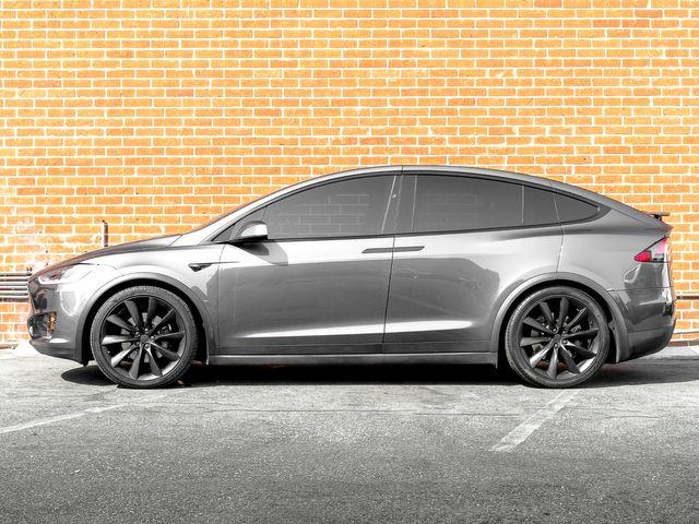 2017 Tesla Model X 90D Burbank, CA 5