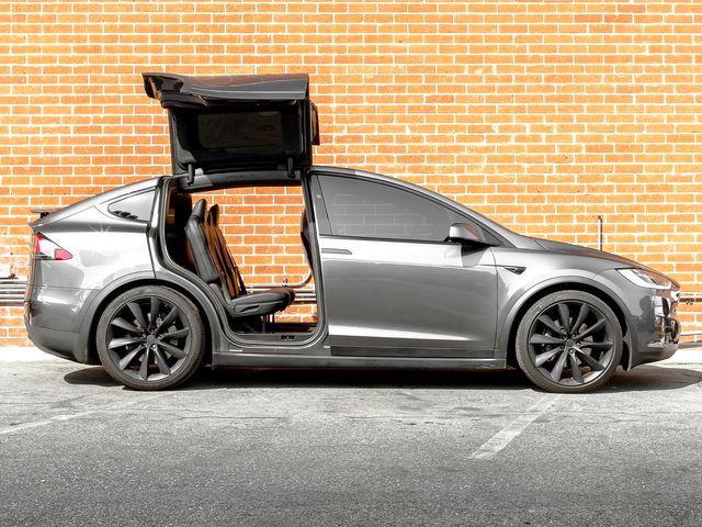 2017 Tesla Model X 90D Burbank, CA 7