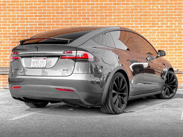 2017 Tesla Model X 90D Burbank, CA 8