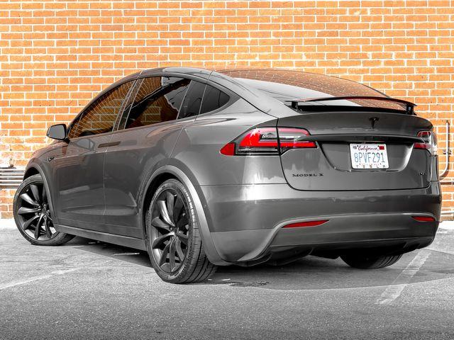 2017 Tesla Model X 90D Burbank, CA 9