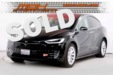 2017 Tesla Model X P100D in Los Angeles