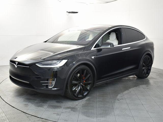 2017 Tesla Model X P100D in McKinney, Texas 75070