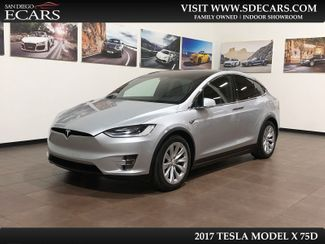 2017 Tesla Model X 75D in San Diego, CA 92126