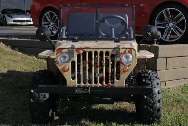 2017 Thunderbird Jeep - NEW - LIMITED QUANTITY - LOTS OF FUN! Mooresville , NC 8
