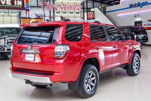 2017 Toyota 4Runner TRD Off Road 4x4 in Addison, Texas 75001