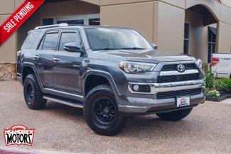 2017 Toyota 4Runner Limited 4X4 in Arlington, Texas 76013