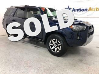 2017 Toyota 4Runner TRD Off-Road   Bountiful, UT   Antion Auto in Bountiful UT