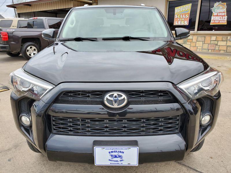 2017 Toyota 4Runner SR5  Brownsville TX  English Motors  in Brownsville, TX