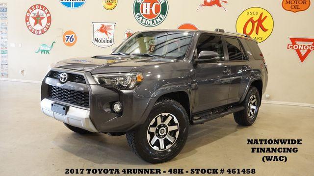 2017 Toyota 4Runner TRD Off Road Premium 4X4 ROOF,NAV,HTD LTH,48K