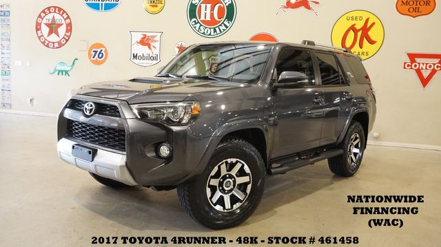 2017 Toyota 4Runner TRD Off Road Premium 4X4 ROOF,NAV,HTD LTH,48K in Carrollton, TX 75006