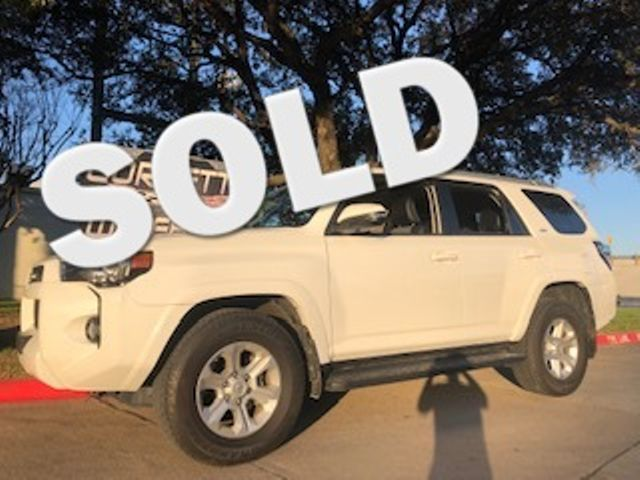 2017 Toyota 4Runner Limited, Auto, Sunroof, Running Boards, Alloys 20k | Dallas, Texas | Corvette Warehouse  in Dallas Texas