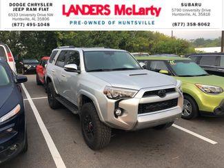 2017 Toyota 4Runner in Huntsville Alabama