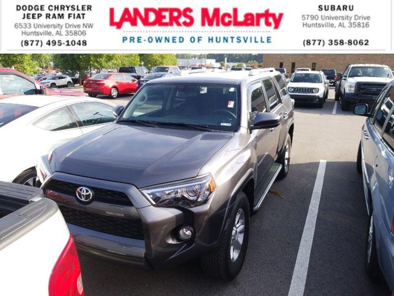 2017 Toyota 4Runner Limited | Huntsville, Alabama | Landers Mclarty DCJ & Subaru in Huntsville Alabama