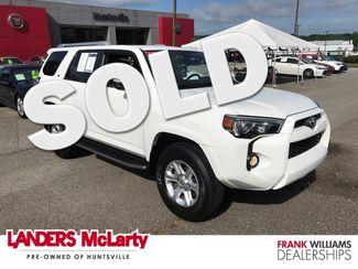 2017 Toyota 4Runner SR5   Huntsville, Alabama   Landers Mclarty DCJ & Subaru in  Alabama