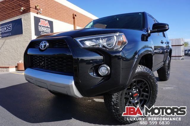 2017 Toyota 4Runner TRD Off Road 4WD 4x4 SUV