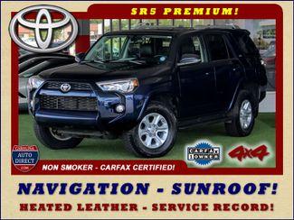 2017 Toyota 4Runner SR5 Premium 4X4 - NAV - SUNROOF - HEATED LEATHER! Mooresville , NC